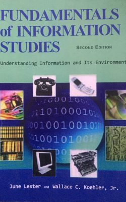 Fundamentals of Information Studies