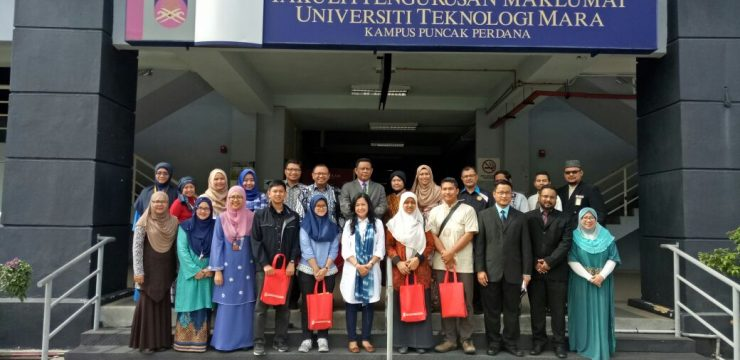 Departemen IIP Unair Jajaki Program Double Degree dengan Universiti Teknologi MARA